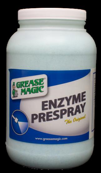 Enzyme Prespray
